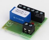 24V Mini Polarised Relay